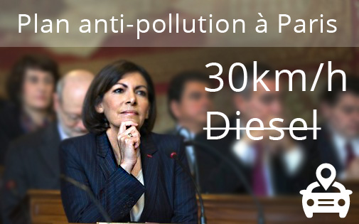 Paris Hidalgo Pollution