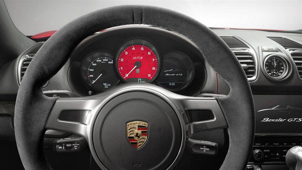 La Porsche 718 224 40000 D 232 S 2016 Legipermis