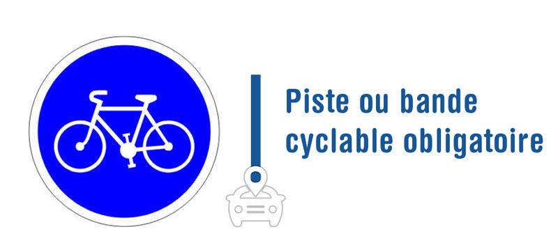 Les panneaux à vélo : ceux qu'il faut connaître - LegiPermis