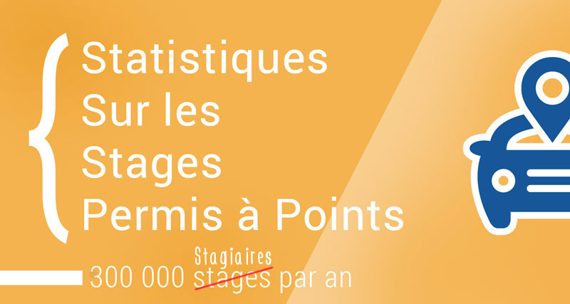 nombre de stages permis points en france legipermis. Black Bedroom Furniture Sets. Home Design Ideas