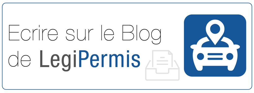écrire sur le blog - guest blog