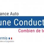Jeune conducteur combien de temps pour l'assurance auto ?