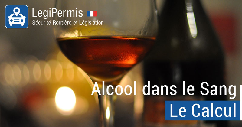 alcool dans le sang, le calcul