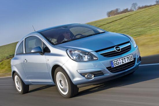 Opel Corsa SUV CDTI