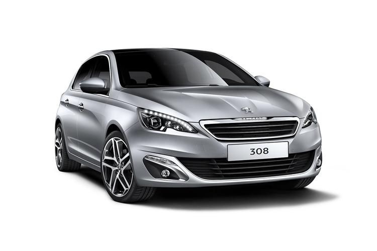 SUV Peugeot 308 , consommation essence faible