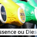 Essence ou un diesel : comparatif des coûts