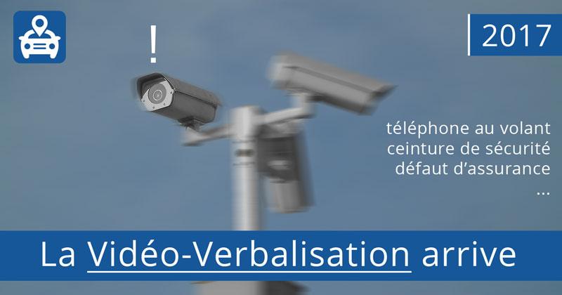 video verbalisation infraction téléphone