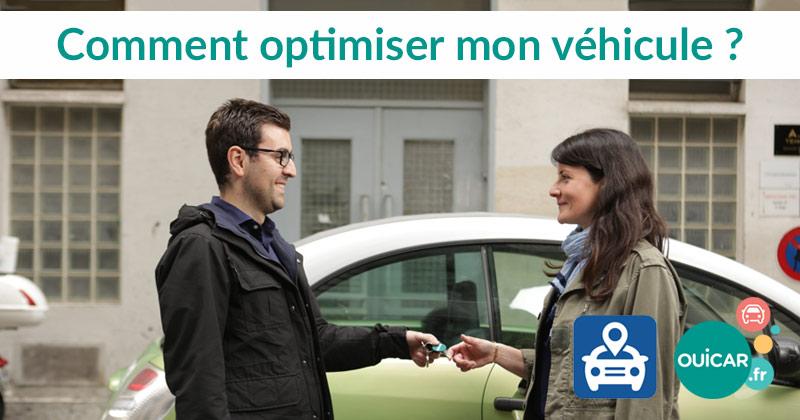 comment rentabiliser son véhicule