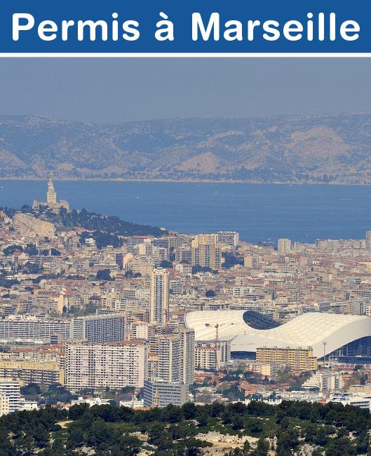 Services du permis de conduire à Marseille