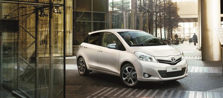 Toyota: campagne de rappel de la Yaris 2014