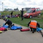Les gestes de premiers secours pour passer le permis