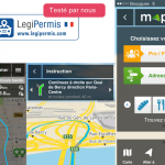 Mappy GPS free: l'application en quelques mots
