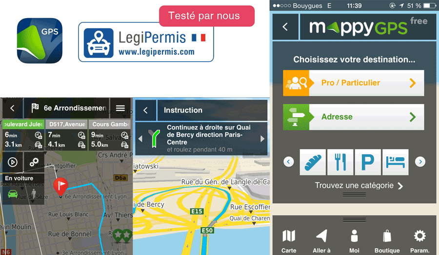 Telecharger Mappy Gps Gratuit Iphone