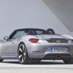 La Porsche 718 à 40000€ dès 2016