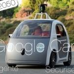 Google car, la voiture sans volant, sans pédales