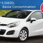 Top 5 des voitures Diesel qui consomment le moins