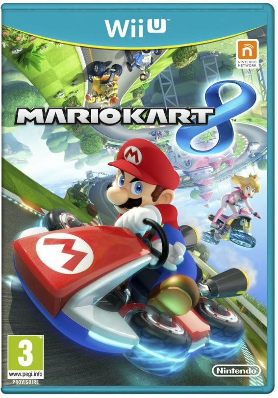 mario kart 8 et mercedes sur wii u legipermis. Black Bedroom Furniture Sets. Home Design Ideas