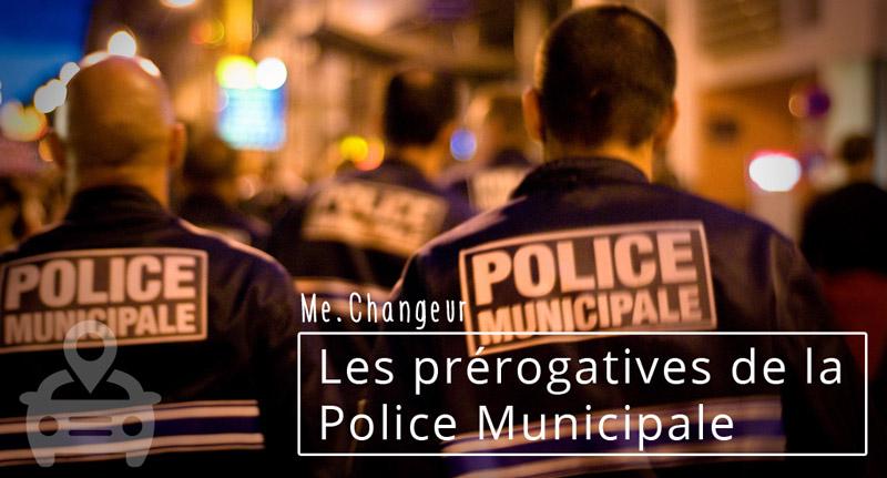 rôle police municipale