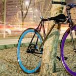 Le vélo antivol intégré du projet Yerka