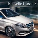 Mercedes Classe B Electric Drive 100% électrique