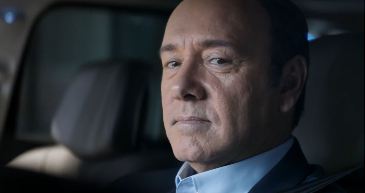 Kevin Spacey Renault house of cards