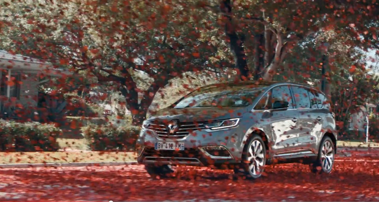 Renault Espace 5 Kevin Spacey American Beauty