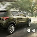 Renault Kwid : la voiture low-cost à 4200€