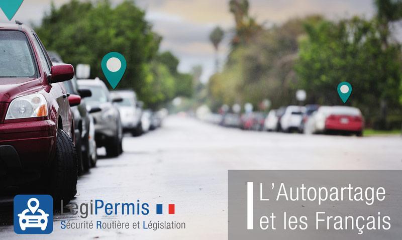 Les français et l'autopartage