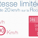 Rocade de Rennes : vitesse limitée dès Octobre 2015