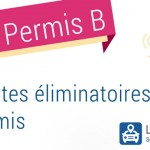 Les fautes éliminatoires à l'épreuve pratique du permis