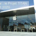 Apple Car : projet TITAN, la voiture sans conducteur d'Apple