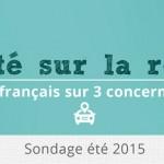 Problèmes de santé en voiture 2/3 des français concernés