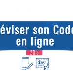 Comment réviser le code en ligne avant l'examen ?