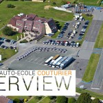 Interview de l'auto-école Couturier à Dreux