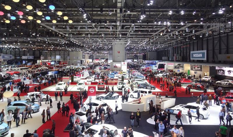 Salons automobiles 2016 la saison est lanc e legipermis for Salon de la photo 2016