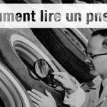Comment lire un pneu ?