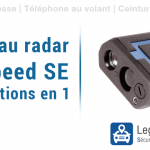 Nouveau radar mobile TruSpeed SE en 2016