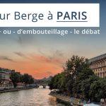 Fermeture des voies sur berge à Paris et embouteillages