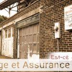 Voiture au garage : assurance auto obligatoire ?