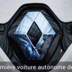 Renault : la voiture autonome pour 2020