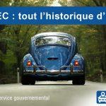 Histovec: le site à consulter avant d'acheter une voiture