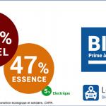 Prime à la conversion : 48% pour l'achat d'un Diesel