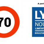 Lyon : Limitation à 70 km/h sur le périphérique du nord au sud