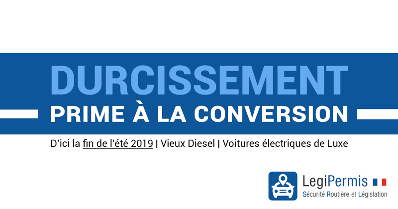 Des conditions plus sévères pour la prime à la conversion ?