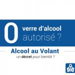 Bientôt zéro verre d'alcool au volant pour tous ?