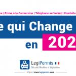 Auto & Permis 2020 : tous les changements
