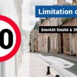 Bientôt la limitation de vitesse à 30 km/h en ville ?