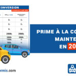 La prime à la conversion sera maintenue en 2021