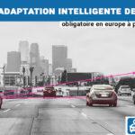 """Le """"limiteur"""" de vitesse obligatoire en 2022 dans l'UE (AIV)"""