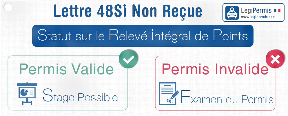 Lettre 48SI stage